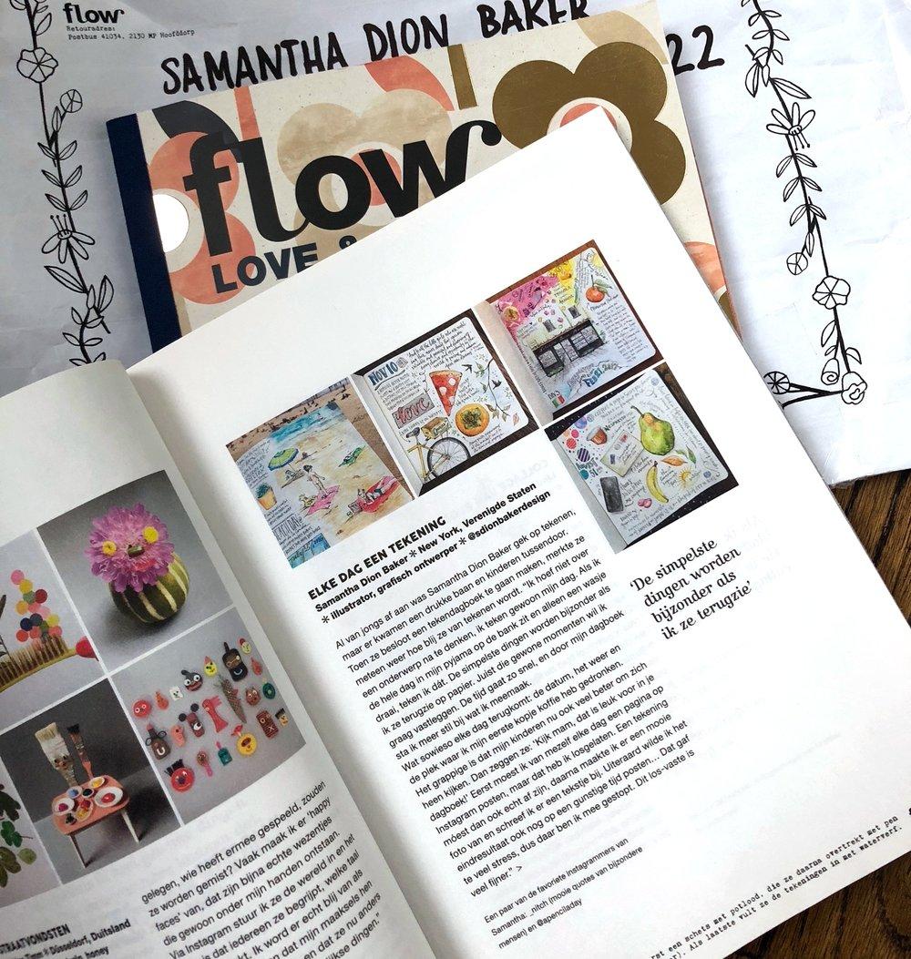 -Flow Magazin, Dutch Edition