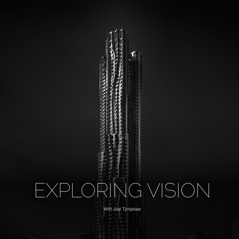 Exploring Vision - Joel Tjintjelaar