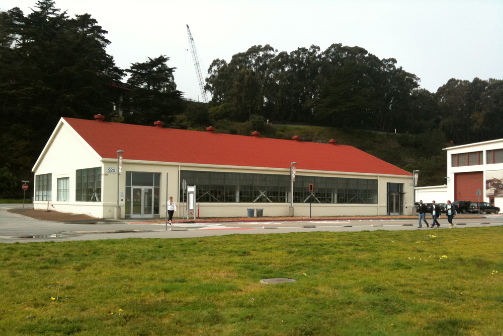 Presidio Buildings 920 & 934
