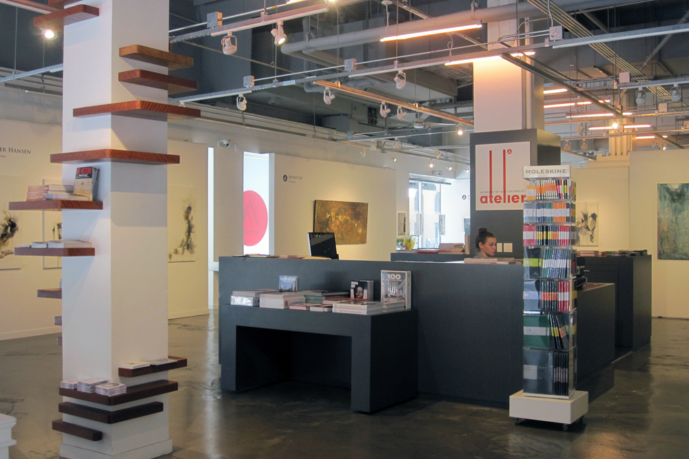 Academy of Art University Merchandising Classroom