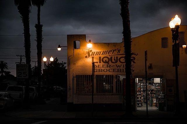 Gloomy California