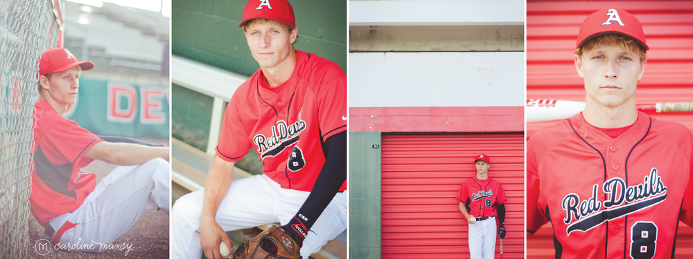 Avon Park HIgh School 2013 Senior Colton Brock