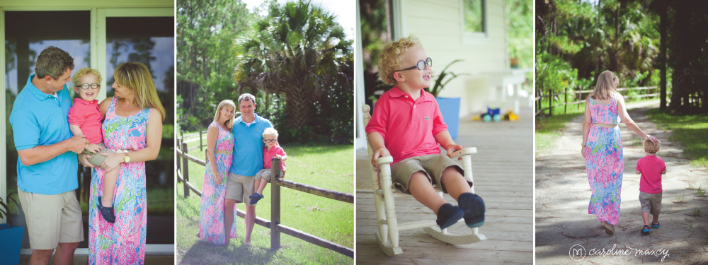 A sneak peak from my sunny shoot with the Abney family in Palm City, FL this past weekend.