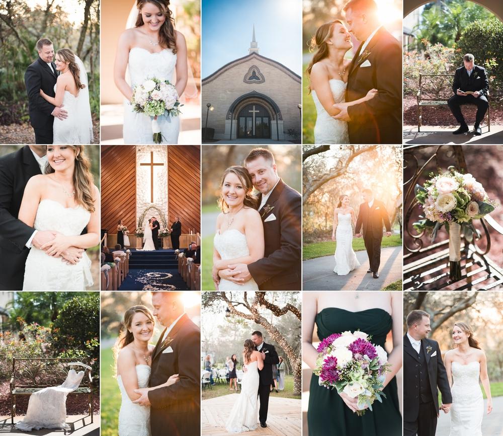 Katie + Jason — Lake Placid, FL Wedding Photography with Caroline Maxcy Photography.