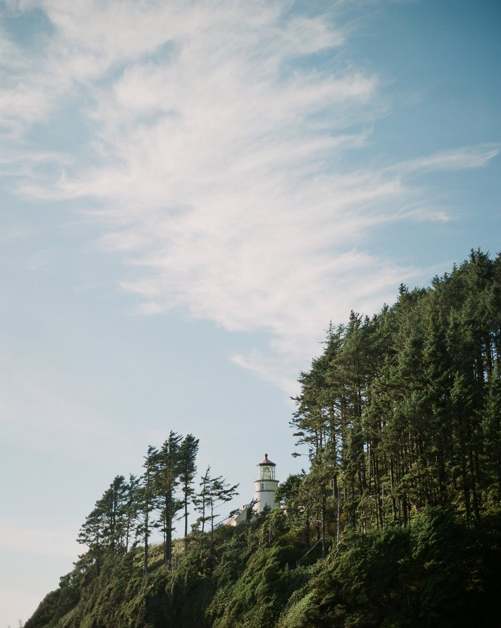 Heceta Head Lighthouse / Florence, Oregon