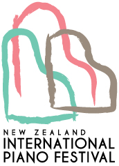 New Zealand International Piano Festival Logo