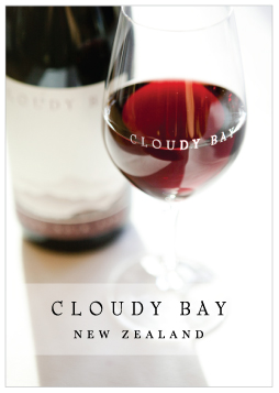 Cloudy Bay NZ - Sponsor