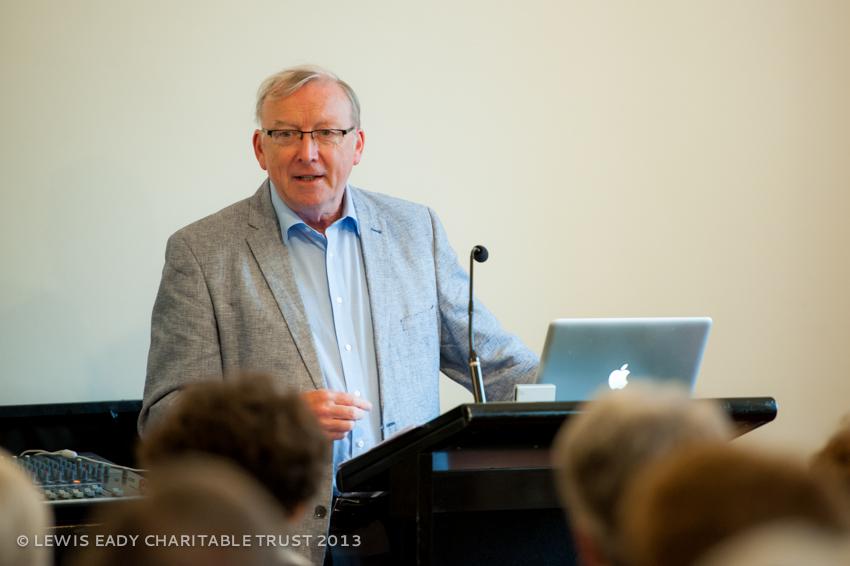 Prof. Heath Lees - Pre Concert Talk