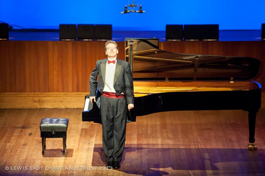 Dénes Várjon - NZIPF 2013 Recital