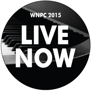 3 -5 July - LIVE MUSIC STREAMED FROM THE COMPETITION