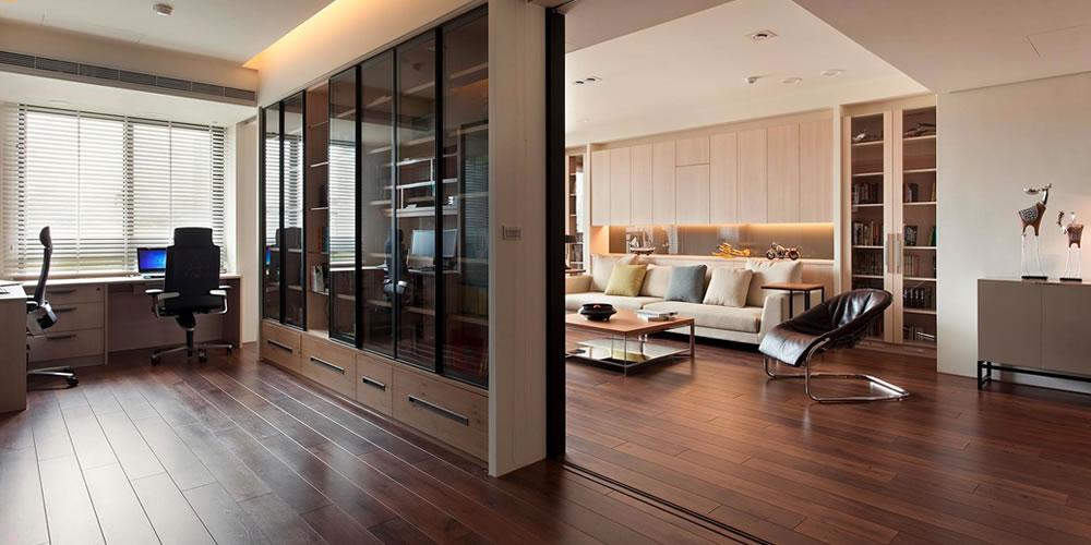 Ambiente - O ideal é ter um cômodo específico.