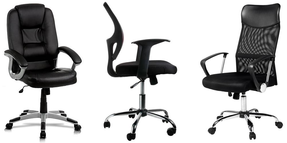Cadeira - é um erro não investir numa boa e confortável cadeira
