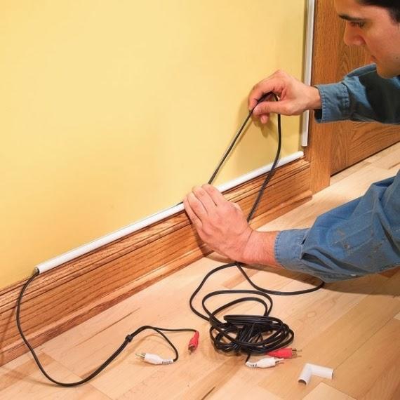 Pontos de energia - Use estabilizadores e filtros de linha