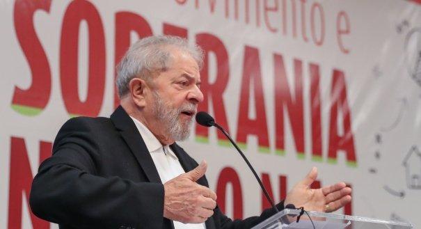 Ex Presidente Luiz Inácio Lula da Silva - Foto: divulgação, Instituto Lula.