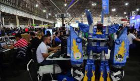 Temas como ciência, inovação e universo digital mobilizaram o público em edições anteriores da Campus Party Rovena Rosa/Arquivo/Agência Brasil