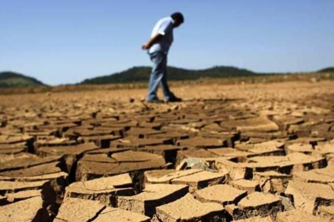 REPRESA DE JAGUARY: o consumo de água em São Paulo já voltou a crescer / Nacho Doce/ Reuters (Nacho Doce/Reuters)