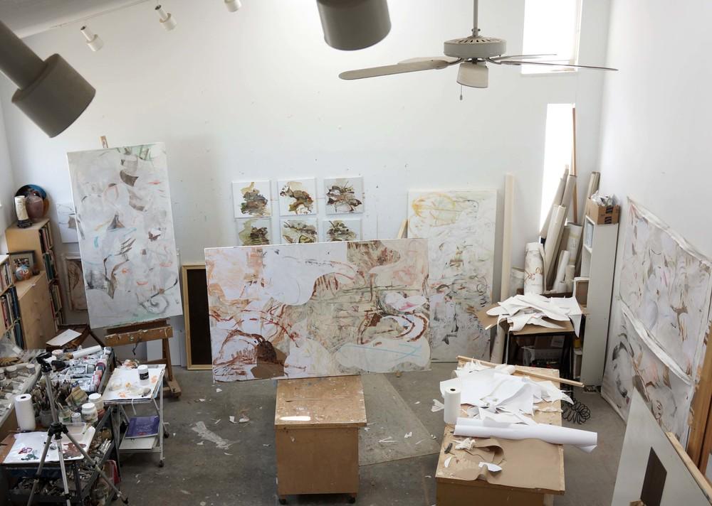 7/19/13 studio interior