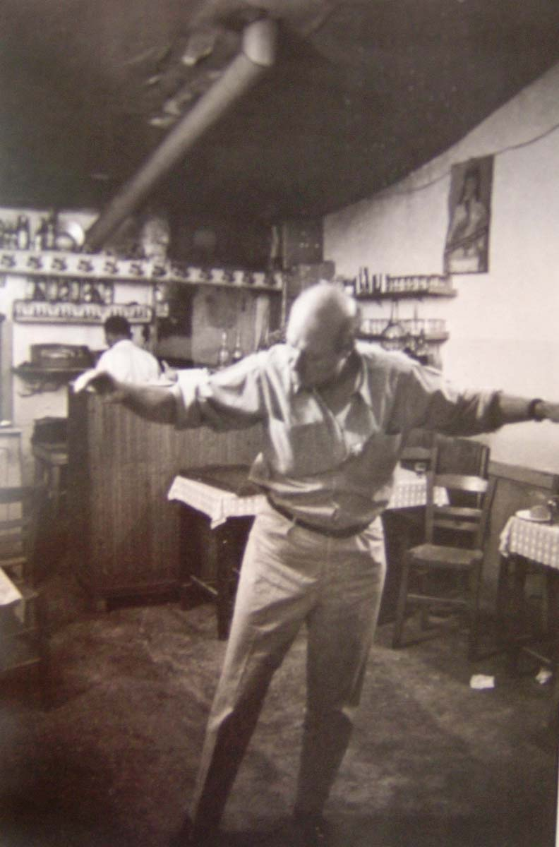 tsarouchis dances zeibekiko