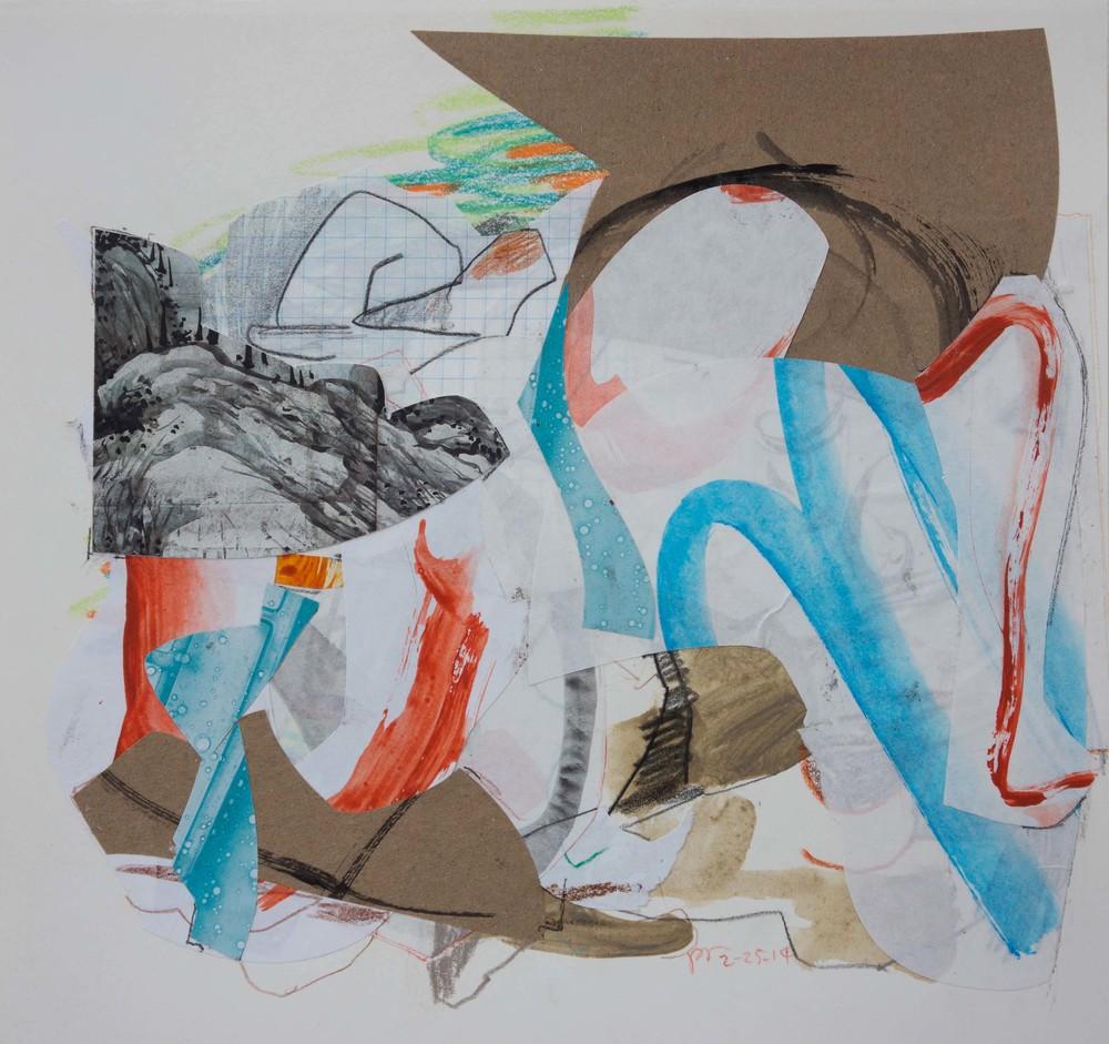 2-25-14 collage 1  26x27 cm