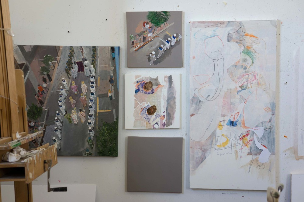 site-9-18-14 NE corner of the studio.jpg