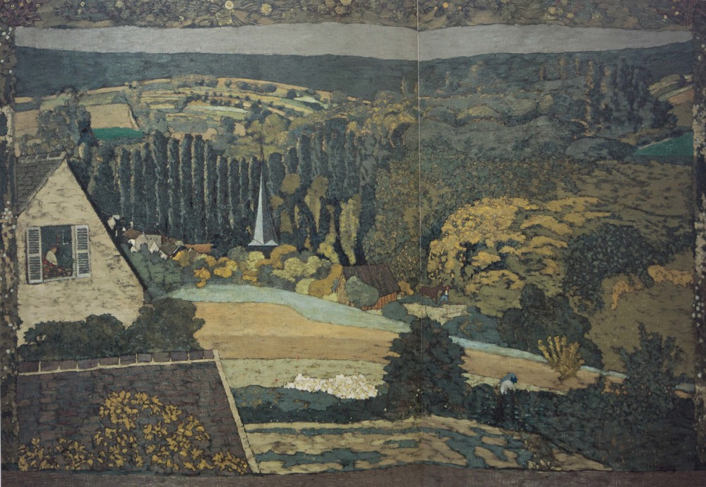 site-vuillard the window overlooking the woods 8ft2inx12ft7in.jpg