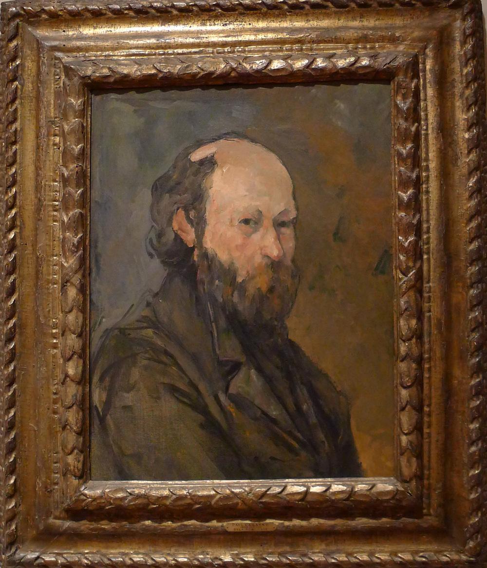 cozen self portrait