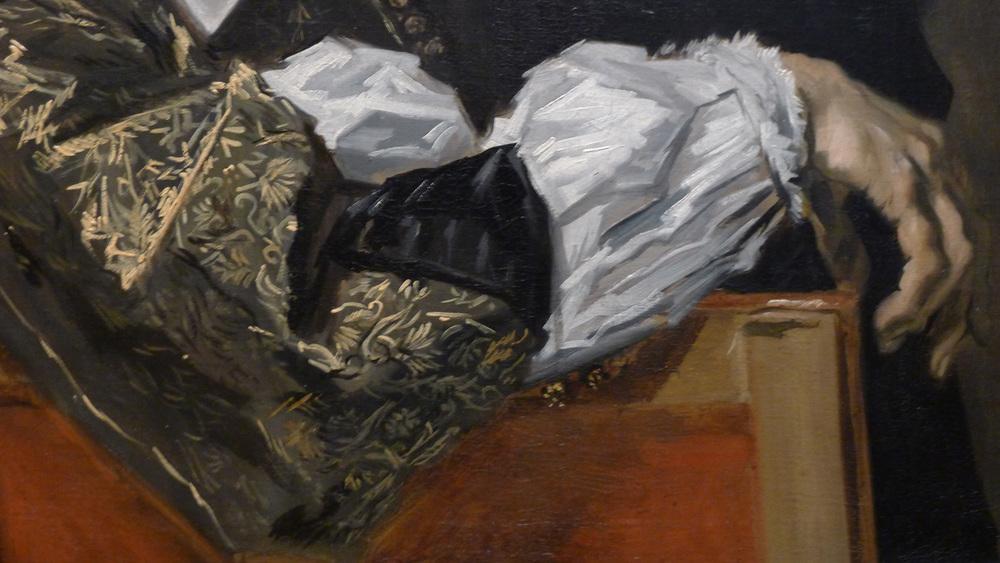detail: franz hals