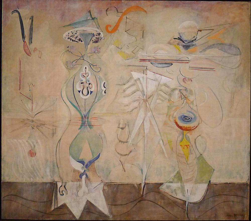 early Mark Rothko