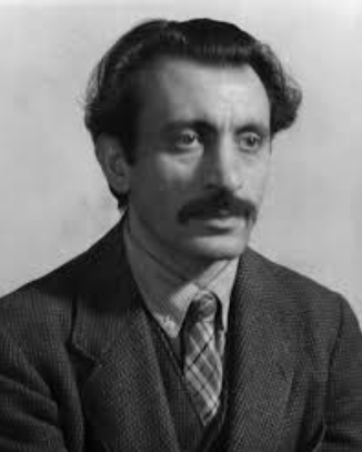 archile gorky: do some research & check out his beautiful, heart rending story