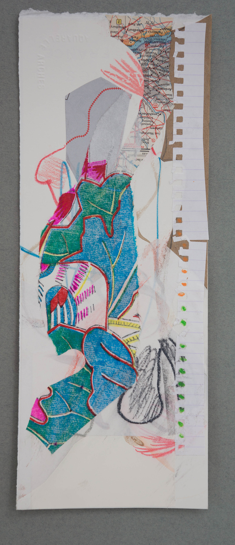 6/21/15 collage 1  stage 2  13x5""