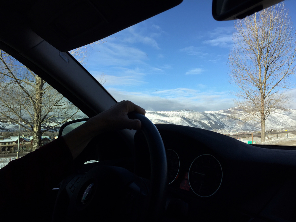 driving to school this morning,where we're piloting  actionlab360
