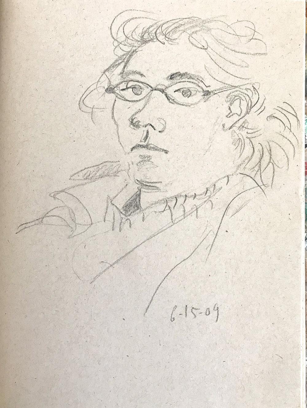 6-15-09 drawing