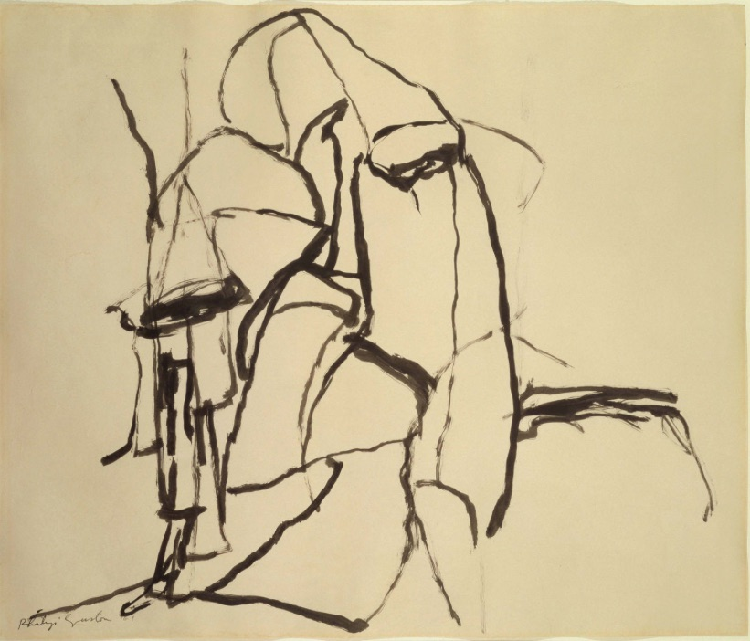 philip guston: drawing 1