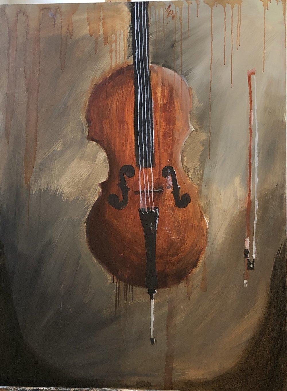 k's cello