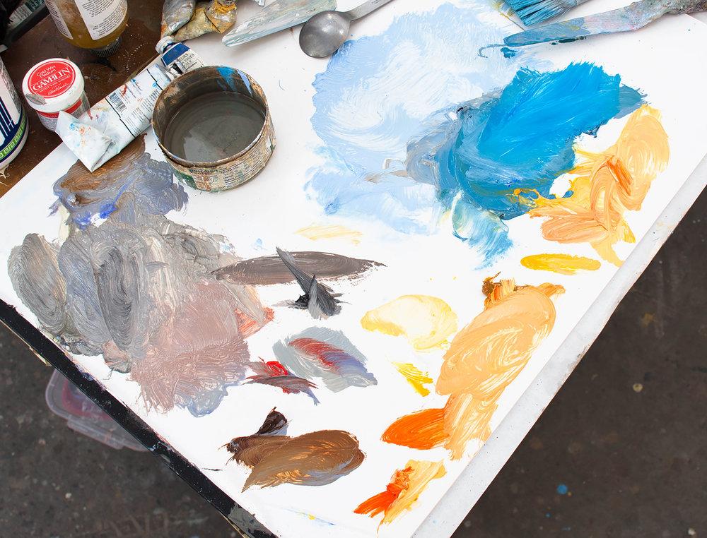 todays palette