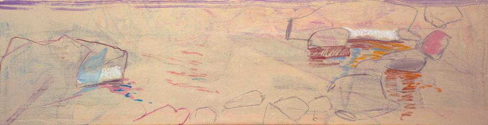 """aspen creek , 17 1/2x 68"""" post-revision"""