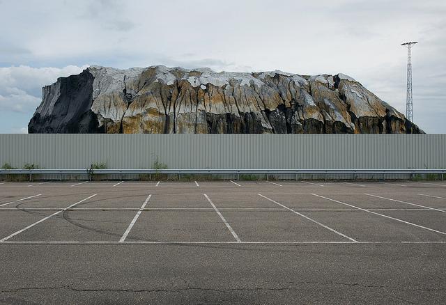 Europoort  by  Bart van Damme