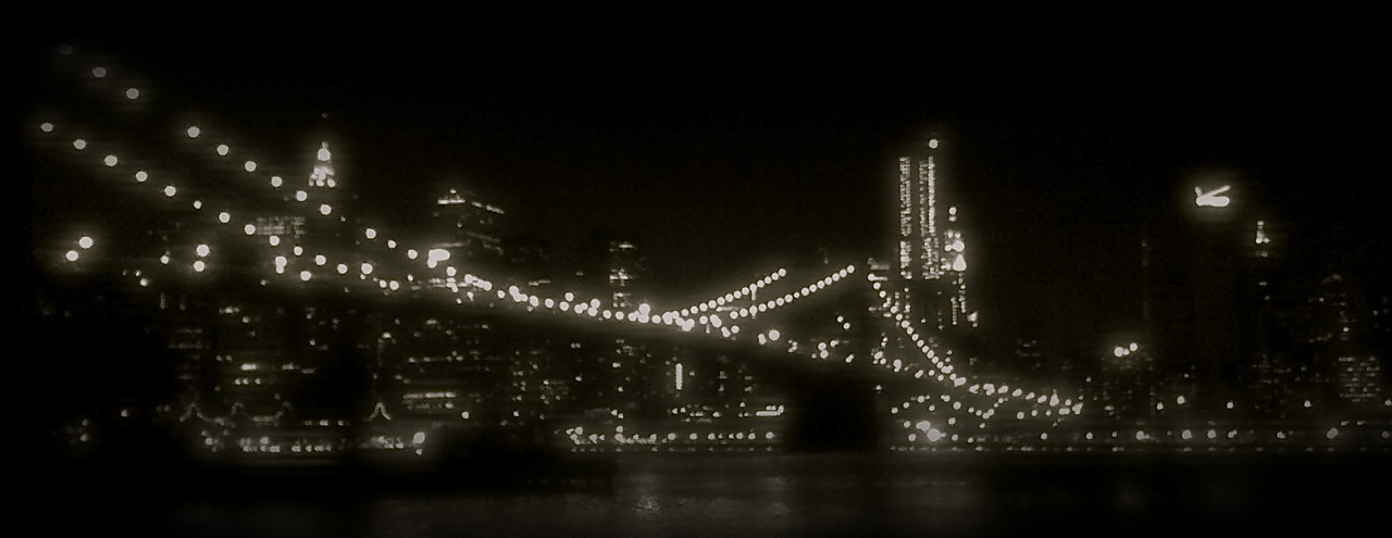 DUMBO view with an iPhone