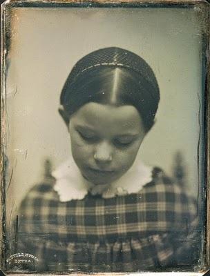 Daguerreotype of Alice Mary Hawes   Southworth & Hawes Studio Boston (1852)