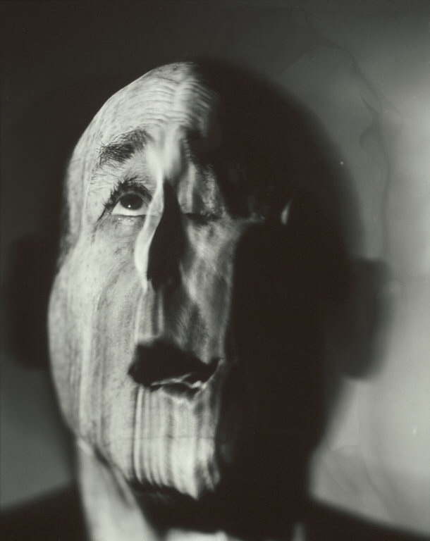Photograph of Self (A) by Irving Penn (1993)