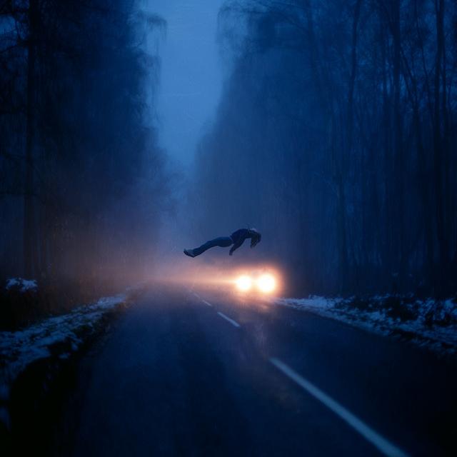 Dreamer. 362/365. by  Louis Lander Deacon