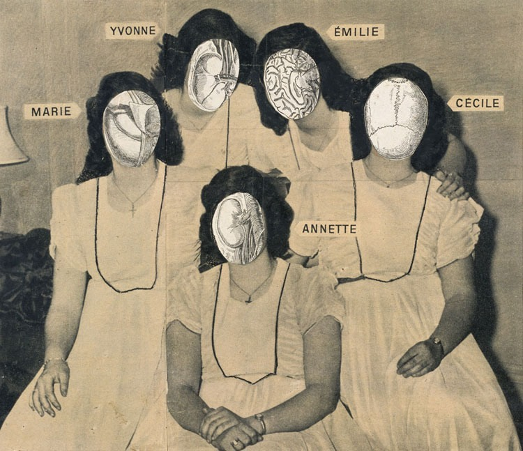 Sisters  by Jerzy Janisch (1933)