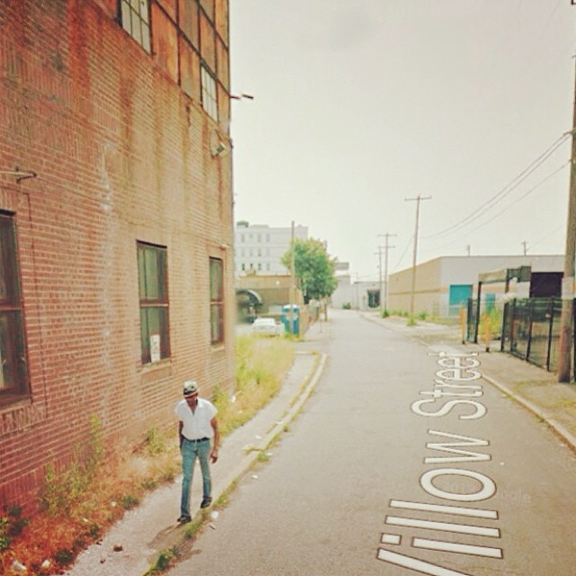 Damn. Great shot, Google Street View! (at 416 N.9th St)