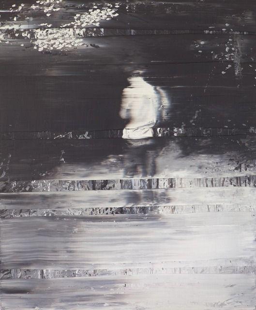 Haunted Garden II by Andy Denzler (2013).