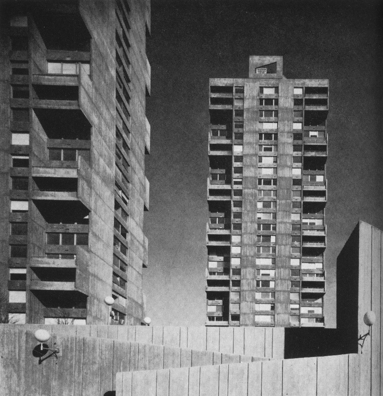 Chatham Towers, Manhattan, 1965 by Kelly & Gruzen
