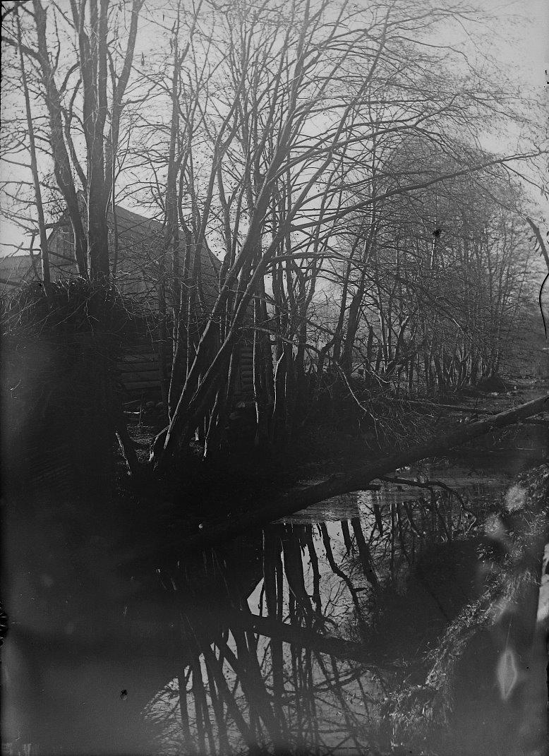 """les-sources-du-nil :      Stanisław Ignacy Witkiewicz   (1885-1939)     """"Woda koło Tatarów pod Gubałówką"""", Zakopane, 1900-1902   (The Tatra Museum in Zakopane)"""
