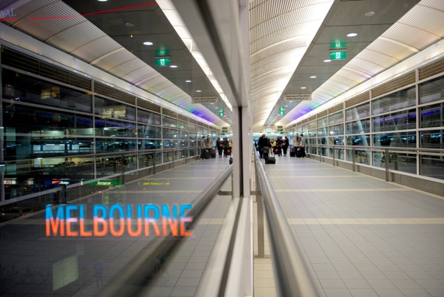 Melbourne Airport AirBridge
