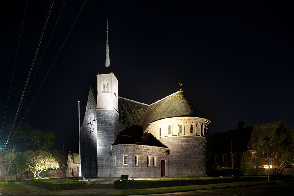 All Saints Anglican - Newtown