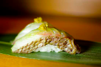 SF Weekly — Number 47: ICHI Sushi's Tai Nigiri, SFoodie's 50