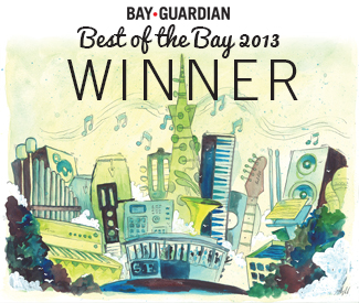 2013 SFBG Best of the Bay — Best Sushi